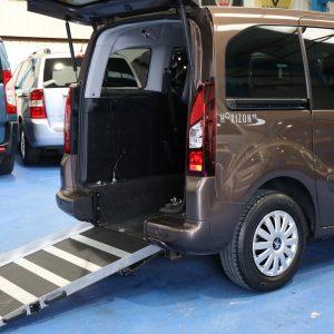 Partner wheelchair car sd63 ffe