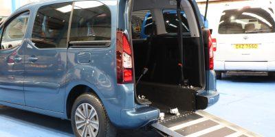 Partner wheelchair vehicle sd63 epv