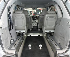 Sedona wheelchair cars yj60 ngn