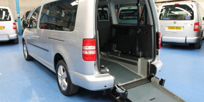 Caddy Wheelchair cars Sj60 ylw