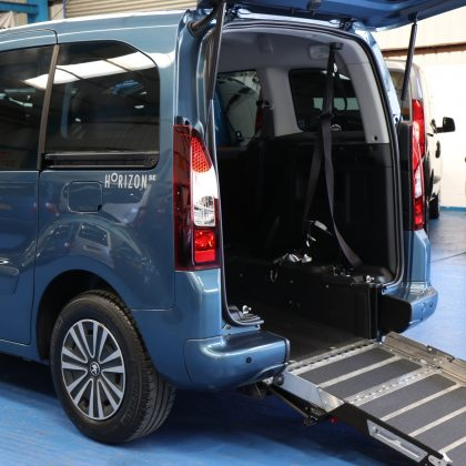 Partner Wheelchair vehicles Sf14 eez