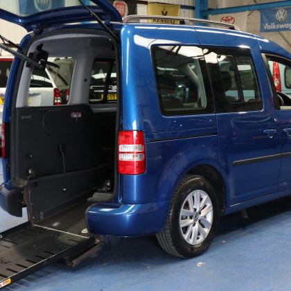 Caddy Transfer wheelchair car bk11 rfj