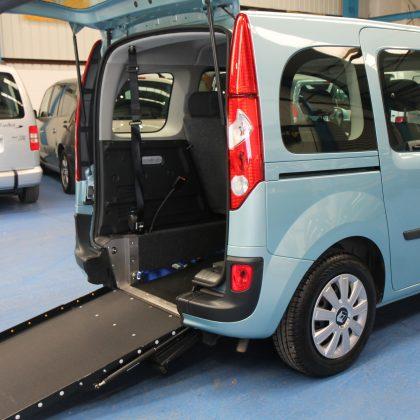 Kangoo wheelchair car gx12 emk