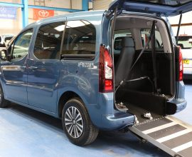 Partner Wheelchair car sd63 dzm