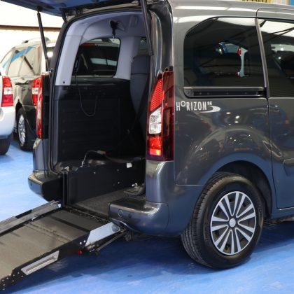 Partner Wheelchair car Sf14 ehr