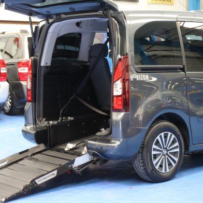 Partner Wheelchair cars Sf14 dhe