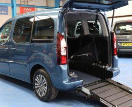 Partner Wheelchair vehicle Sf14 doh