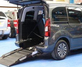 Partner Wheelchair vehicle Sf14 enr