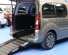 Partner Wheelchair vehicle Sf14 fdk