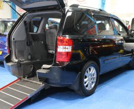 Sedona wheelchair cars yj60 klp
