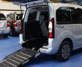 Partner Wheelchair vehicle Sf14 alu