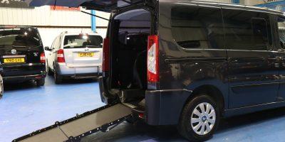 Expert Wheelchair cars gx62 guw
