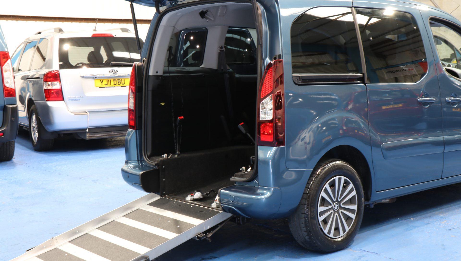 Partner Wheelchair vehicle Sf13 ftp