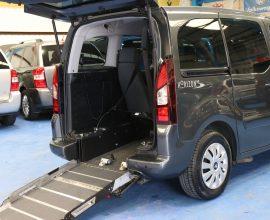 Partner Wheelchair vehicle