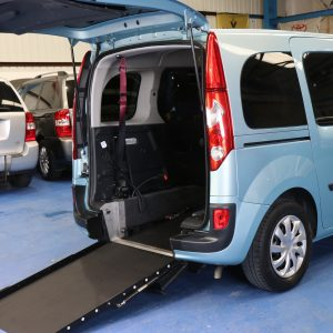 Kangoo wheelchair car gx12 eol