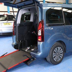 Partner Wheelchair car sf16 bzx