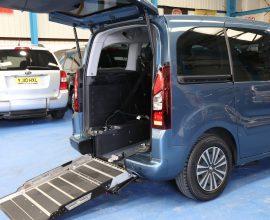 Partner Wheelchair vehicle sf14 fsd