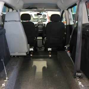 Partner wheelchair car sd63 fej
