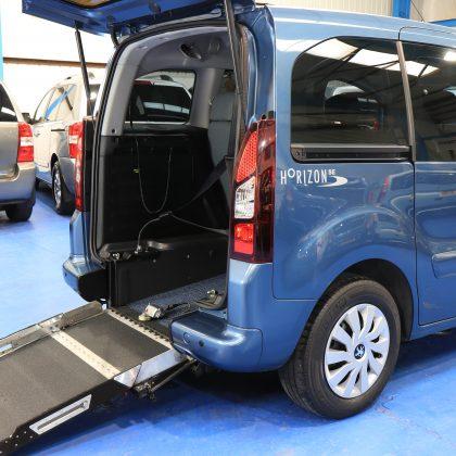 Partner wheelchair car sf15 flw