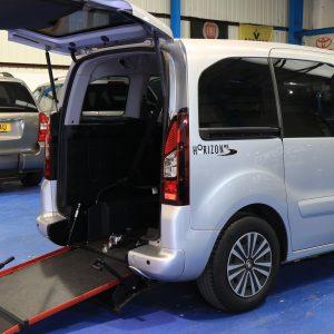 Partner wheelchair car sf16 bko