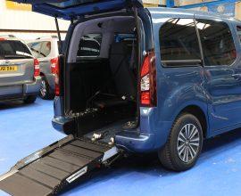 Partner wheelchair vehicles sf14 dko