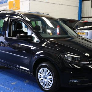 Vw Caddy Transfer vehicle DL17 YJB