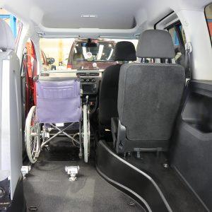 Caddy Wheelchair upfront dx18uxn