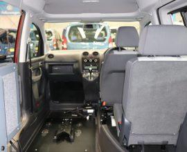 Caddy Wheelchair upfront bx13 adz