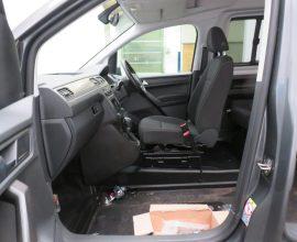 Caddy Wheelchair upfront dn67 xcy