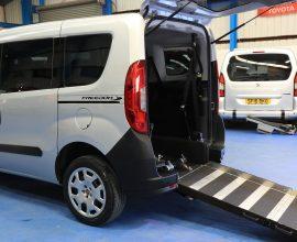 Doblo Wheelchair Car yx65 dso