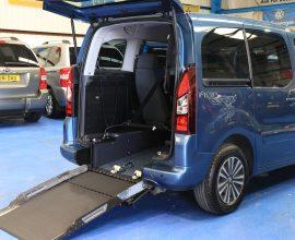 Partner wheelchair car sf65 gtu