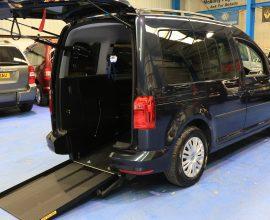 Caddy Wheelchair Transfer dv19 ddf