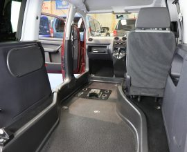 Caddy Wheelchair upfront bk15 bvx