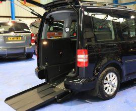 Caddy Wheelchair upfront dl65 hmx