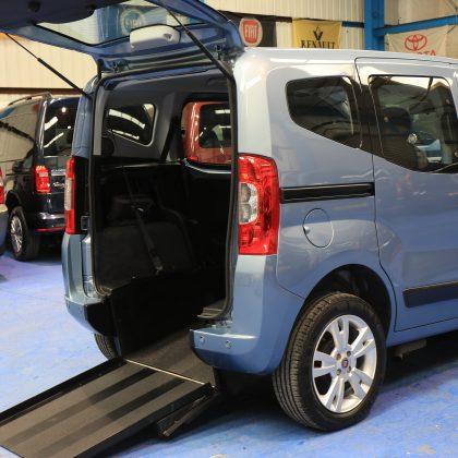 Qubo Wheelchair upfront du63 llp