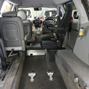 Sedona Wheelchair Transfer yj12 lla