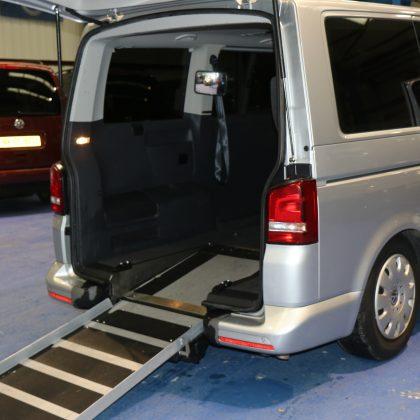 Transporter Wheelchair upfront cx65 xlg