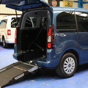 Partner wheelchair car sf65 cde