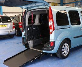 Kangoo Wheelchair Car Gx12 eol