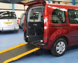 Kangoo Wheelchair Car Nk12 cwe