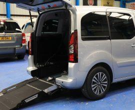 Partner wheelchair car sf15 fkg