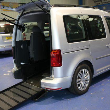 Caddy Transfer vehicle dv17 spx